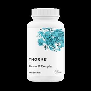 Thorne Canada - Thorne B Complex 60 Capsules Canada