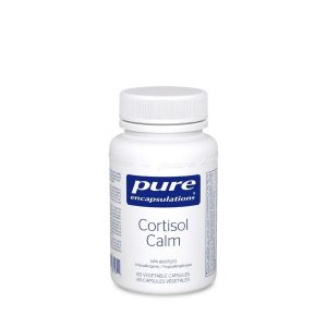 Cortisol Manager - Cortisol calm pure encapsulations