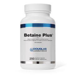 DL Betaine Plus 250 Veg Capsules Canada