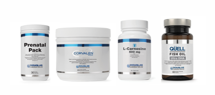 Douglas Laboratories Canada - Vitamins and Supplements