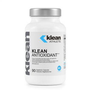 Klean Antioxidant 90 Veg Capsules - Klean Athlete Canada
