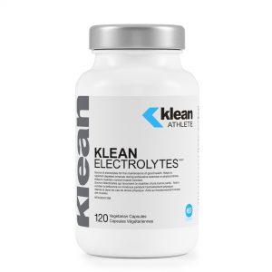 DL Klean Electrolytes 120 Veg Capsules Canada
