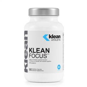 DL Klean Focus 90 Veg Capsules Canada