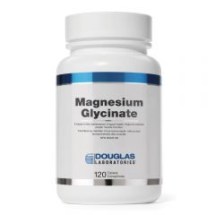 DL Magnesium Glycinate 120 Tablets Canada