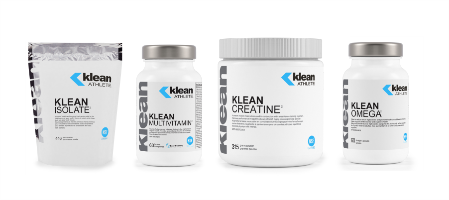 Klean Athlete Canada | Klean Athlete Supplements for Sale at InnerGood.ca