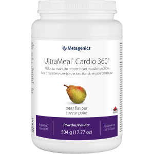 Metagenics UltraMeal Cardio 360 Pear Flavour Powder 504g Canada