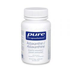PE Astaxanthin 60 Softgel Capsules Canada