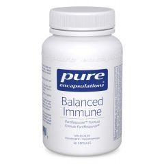 PE Balanced Immune 60 Capsules Canada