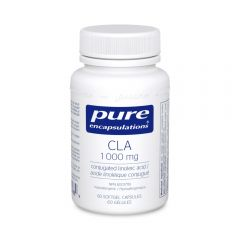 PE CLA (conjugated linoleic acid) 1000 mg - 60 Softgel Capsules Canada