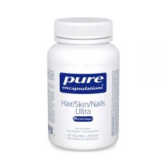 PE Hair-Skin-Nails Ultra 60 Vegetable Capsules Canada