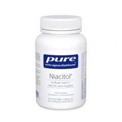 PE Niacitol® 60 Vegetable Capsules Canada