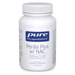 PE Perilla Plus w NAC 120 Capsules Canada