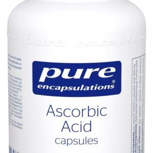 Pure Encapsulations Ascorbic Acid Capsules InnerGood Canada
