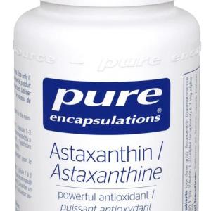 Pure Encapsulations Astaxanthin 60 Softgels Innergood Canada