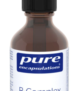 Pure Encapsulations B-Complex Liquid | 116 ml | InnerGood.ca | Canada
