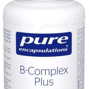 Pure Encapsulations B-Complex Plus | 60 Veg Caps | InnerGood | Canada