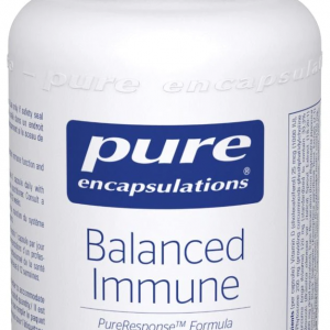 Pure Encapsulations Balanced Immune 60 Capsules Innergood Canada
