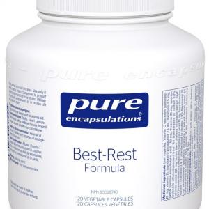 Pure Encapsulations Best-Rest Formula InnerGood Canada