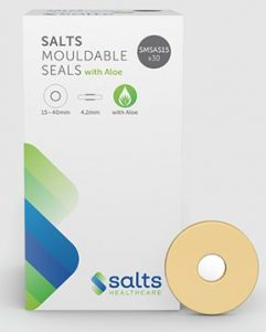 Salts Mouldable Seals with Aloe Box of 30 Canada