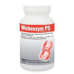 Wobenzym PS 180 Tablets Canada