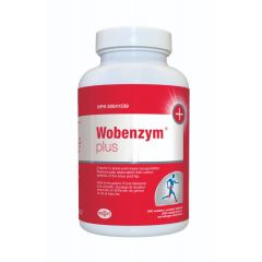 Wobenzym Plus 240 Tablets Canada