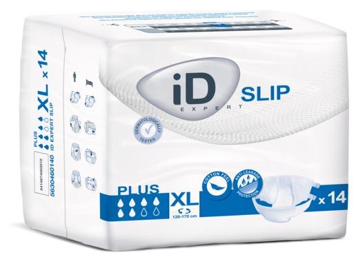 iD Expert Slip XL Plus Adult Diaper - 14 per bag Canada