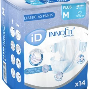 iD InnoFit Premium M Plus Adult Diaper - 14 per bag Canada