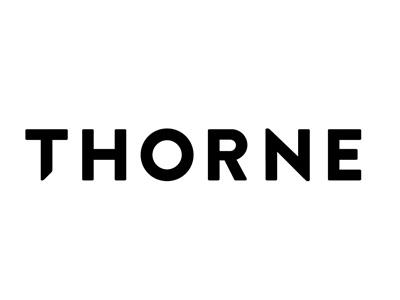 thorne supplements canada - logo