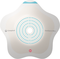Coloplast SenSura® Mio Concave 2-piece Click Canada