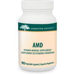 Genestra AMD 90 Vegetable Capsules Canada