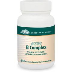 Genestra Active B Complex 60 Vegetable Capsules - Genestra Canada