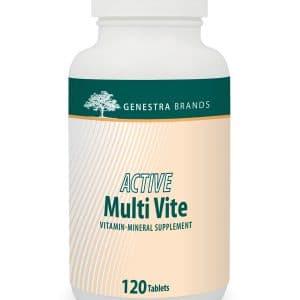 Genestra Active Mulit Vite 120 Tablets - Genestra Canada