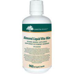 Genestra Almond Liquid Vite Min 960 ml liquid - Genestra Canada