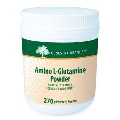 Genestra Amino L-Glutamine Powder 270 g Canada