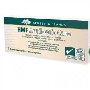 Genestra Antibiotic Care 14 Vegetable Capsules Canada