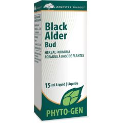 Genestra Black Alder Bud | 15 ml Liquid | InnerGood.ca | Canada