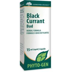 Genestra Black Currant Bud | 15 ml Liquid | InnerGood.ca | Canada
