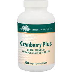 Genestra CranberryPlus 90 Softgel Capsules Canada