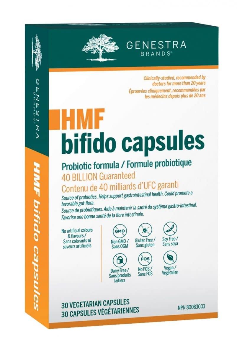 Genestra HMF Bifido Capsules Canada