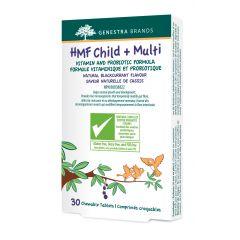 Genestra HMF Child + Multi 30 Chewable Tablets Canada