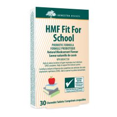 Genestra HMF Fit For School 30 Chewable Tablets Canada