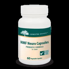 Genestra HMF Neuro Capsules 60 Vegetable Capsules Canada