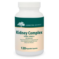 Genestra Kidney Complex 120 Vegetable Capsules Canada
