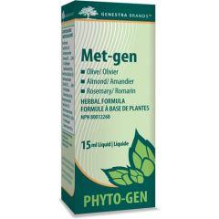 Genestra Metabolo-gen 15 ml Liquid Canada