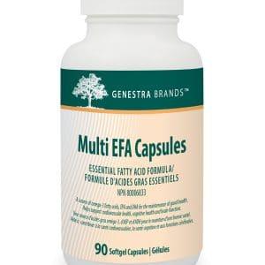Genestra Multi EFA Capsules 90 Softgel Capsules Canada