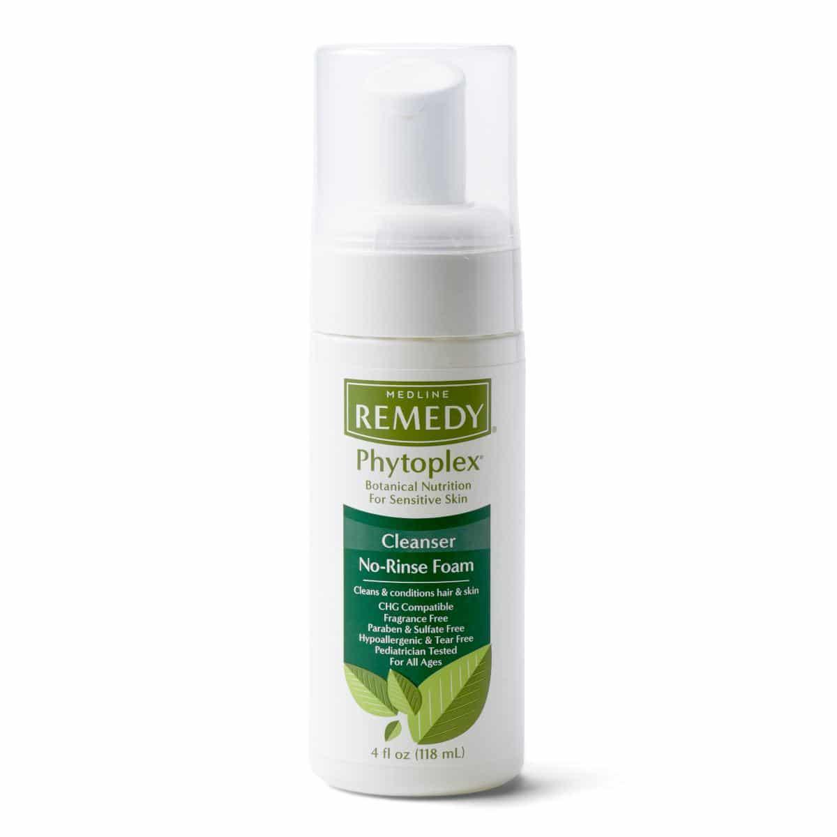Medline MSC092104UN Remedy Phytoplex Hydrating Cleansing Foam Canada