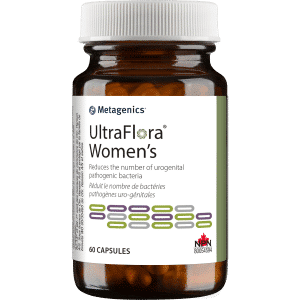 Metagenics UltraFlora Womens 60 Capsules Canada