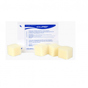 3M Soluprep Sponge Box of 30 - 3M Wound Care Products Canada