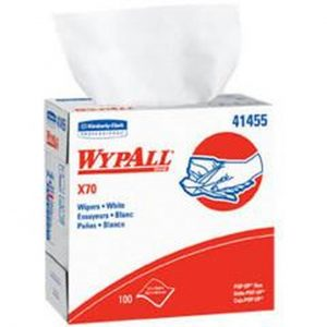 Kimberly Clark Wypall Workhorse Reinforced Wipes Canada