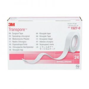 3M 1527-0 Transpore Medical Tape - 3M Wound Care Products Canada
